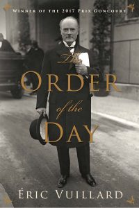 Order of the Day book