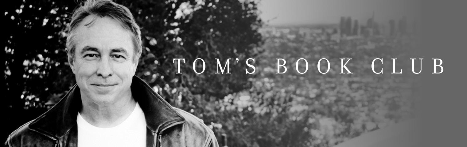 Tom Lutz book club