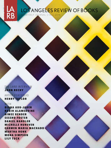 LARB Quarterly Journal No. 4: Fall 2014