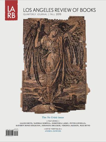 LARB Quarterly Journal No. 8: Fall 2015