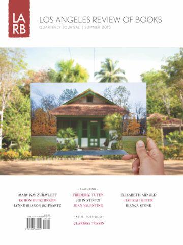 LARB Quarterly Journal No. 7: Summer 2015