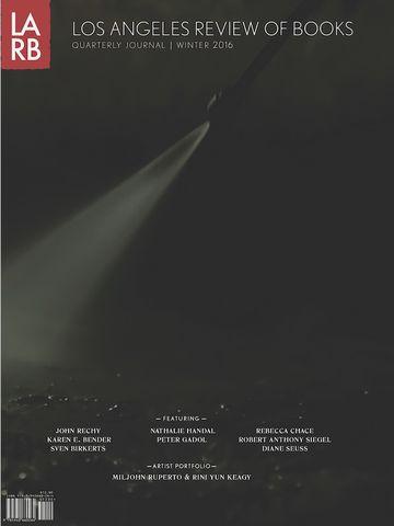 LARB Quarterly Journal No. 9: Winter 2016