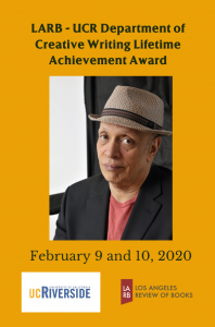 Walter Mosley Lifetime Achievement Award