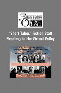 Short Takes Fiction Staff Readings